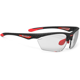 Rudy Project Stratofly Okulary rowerowe, carbonium - impactx photochromic 2 black